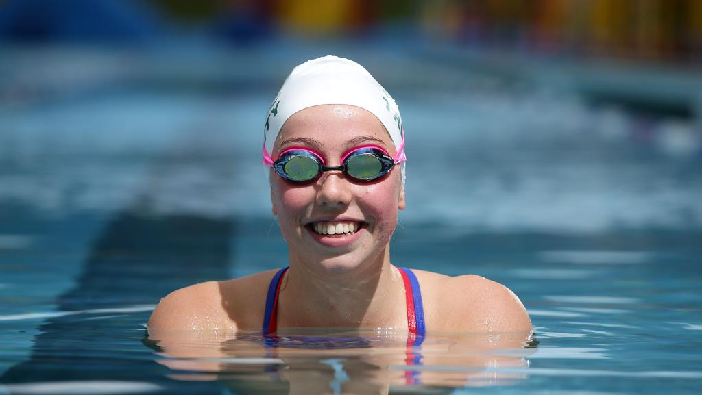 Lilli Harris Is A Swimming And Netball Star News Local