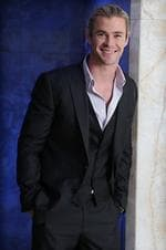 <p>Australian Chris Hemsworth in Sydney for the Australian premiere of SNOW WHITE AND THE HUNSTMAN. Pic Chris Pavlich</p>
