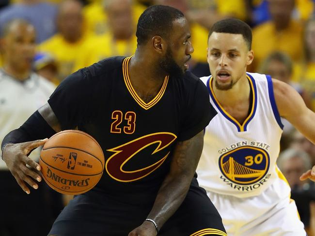 Stephen Curry NBA Finals: Worst MVP performance in history | The Courier-Mail