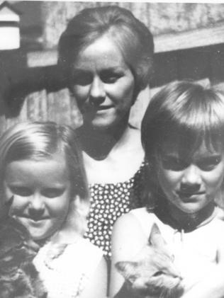 Barbara McCulkin disappeared from her home in Highgate Hill in 1974 with her young daughters Vicki and Leanne.