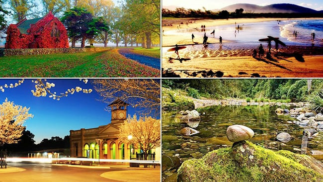 The 16 Most Beautiful Towns In Nsw Perth Now