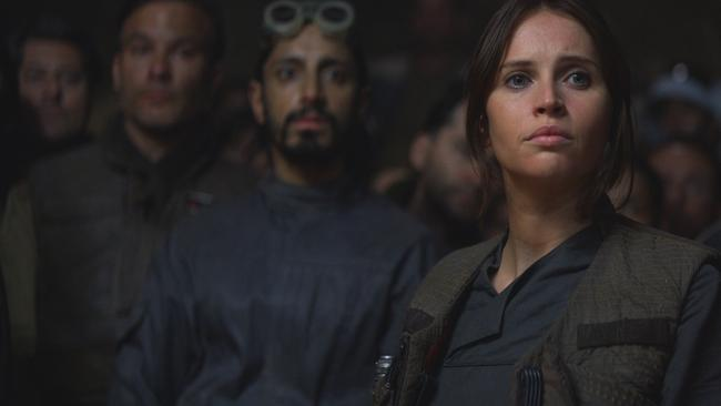 Rogue One's last act was exactly the sort of sequence Benioff and Weiss tend to excel at.
