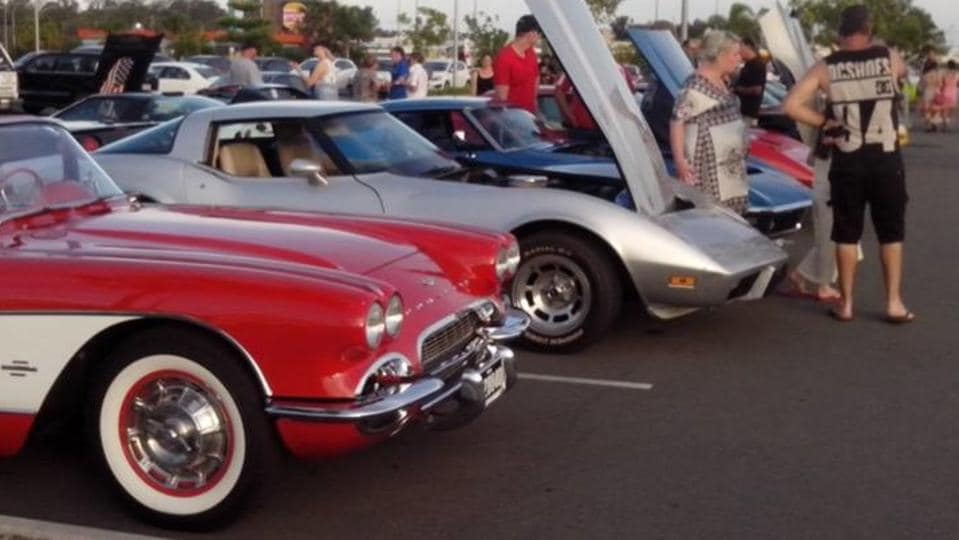Get Your Car Washed At Corvette Club S Car Show At
