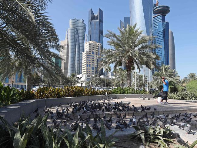 Doha remains ostracised after nations including Saudi Arabia and Egypt cut ties with Qatar, accusing it of supporting extremism. Picture: AFP