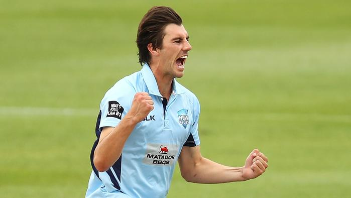 Matador BBQs One Day Cup - Elimination Final: NSW v VIC