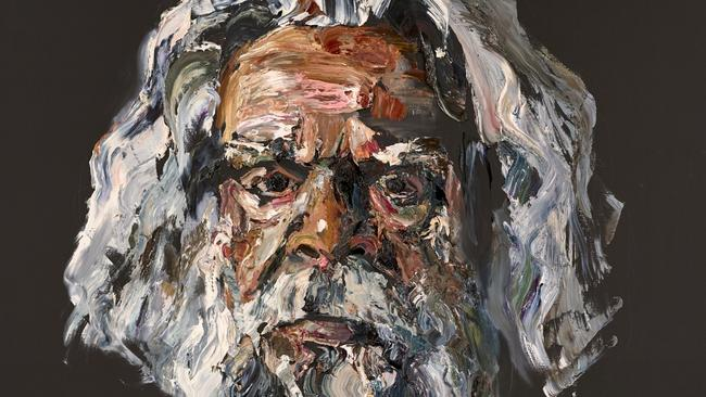 Anh do portrait of jack charles wins archibald people s choice for People s choice 65