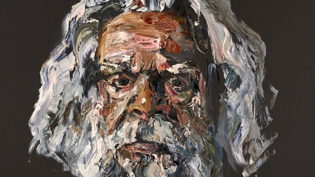 Anh do portrait of jack charles wins archibald people s for People s choice 65