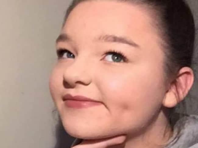 Sorrell Leczkowski, 14, was killed in the Manchester Arena attack. Picture: Supplied