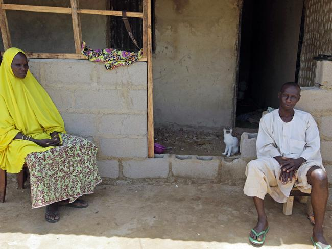 Rabi Abdullahi, and husband, Haruna, insist it's a way of life for girls to marry so young.