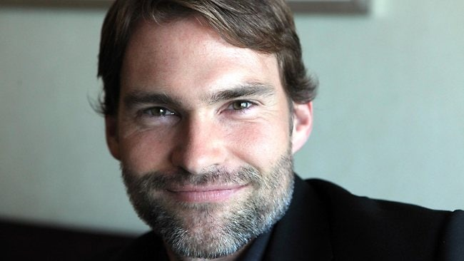 Sean William Scott happy to be typecast as Stifler
