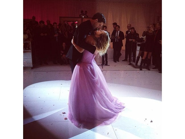 Instagram pic reveals kaley cuoco and ryan sweeting 39 s new - Pink fox instagram ...
