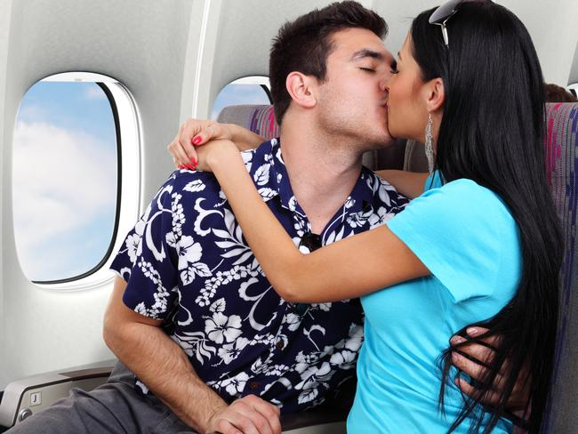 Flight attendant reveals the best type of plane to join the 'Mile-High Club'.