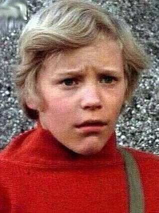"Just lovely ... Peter Ostrum, who played lead character Charlie Bucket, was and is still a ""sweetheart"". Picture: Supplied"