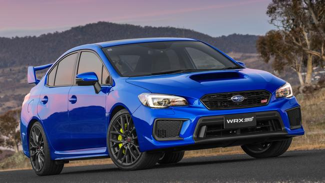 Show us the money: STI's cornering ability rewards the investment.
