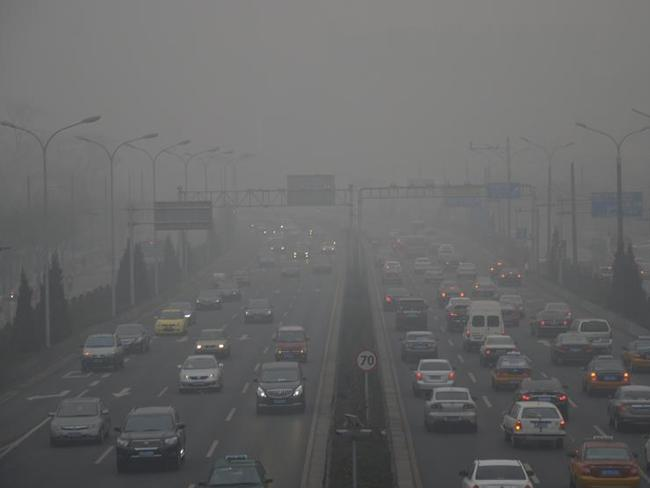 With more than 13 million cars sold in China last year, motor vehicles have emerged as the chief culprit for the throat-choking air pollution in big cities especially Beijing.