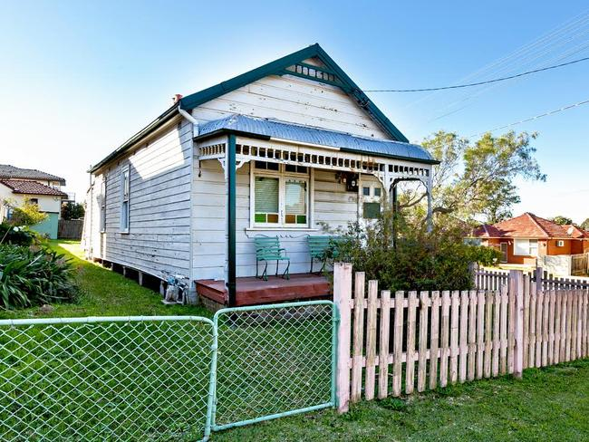 46 Flora Street, Roselands needs a little more than a lick of paint.