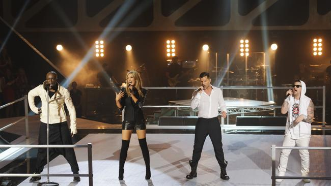 Voice ready to hit finale high note