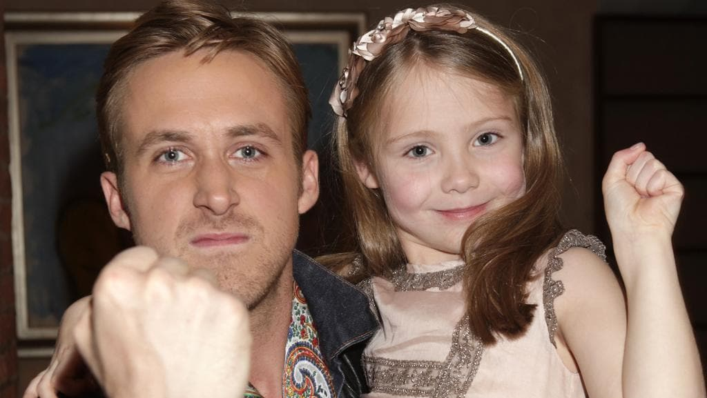 Ryan Gosling and Eva M...