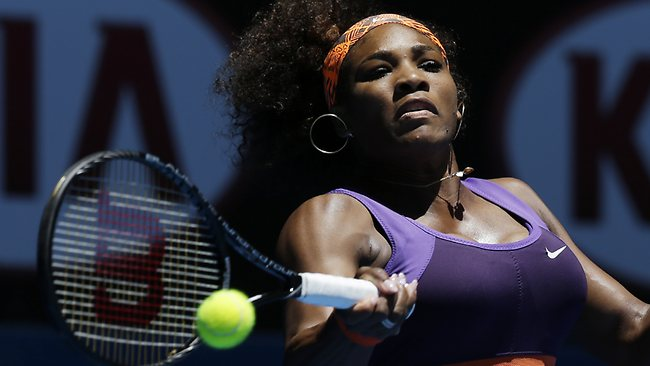 Serena Williams is dominating women's tennis.