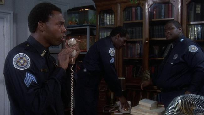 `Is that Steve Guttenberg on the line?'