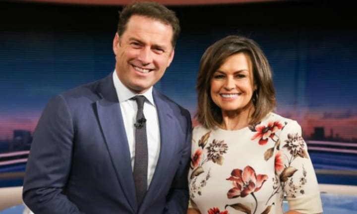Lisa Wilkinson quit Today after Nine 'refused to pay her as much as Karl'