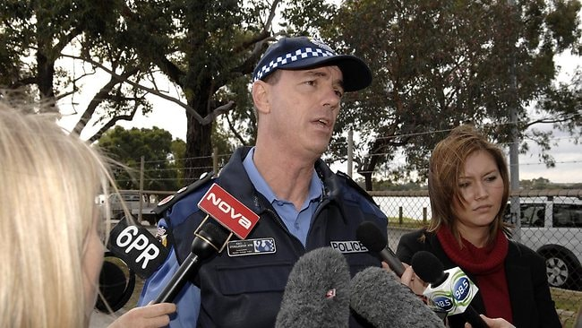 PERSONAL REGRET: West Australian Police Commissioner Karl O'Callaghan       has shared his personal pain dealing with a son suffering from a chronic       drug-addiction.
