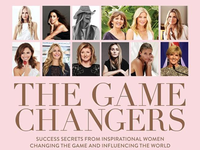 Meghan Markle writes in The Game Changers: Success Secrets from Inspirational Women Changing The Game and Influencing The World. Picture: Supplied