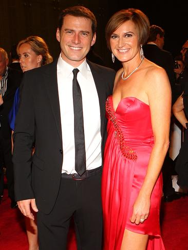 And she wouldn't mind seeing Karl Stefanovic's ex-wife Cass Thorburn either. Picture: Scott Barbour/Getty Images