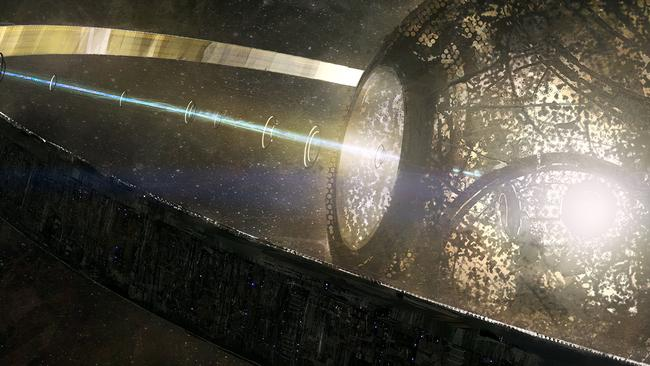 Alien megastructure for dimming star seems likely after natural explanations ruled out