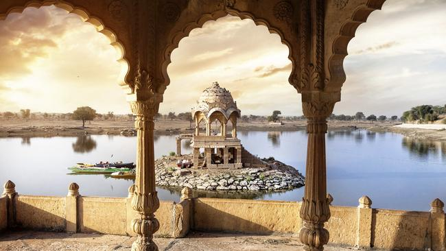 Tourism contributes as much as 6.77 per cent of India's GDP in 2014. Picture: iStock