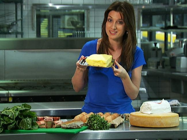 """""""Eat real food, not out of a box"""" ... Dr Maryanne Demasi, presenter of science show Catalyst, on ABC."""