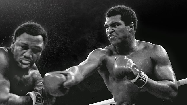 Muhammad Ali was born Cassius Clay, the champion boxer adopting his new name after converting to Islam.