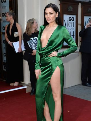 Jessie J attends the GQ Men of the Year awards.