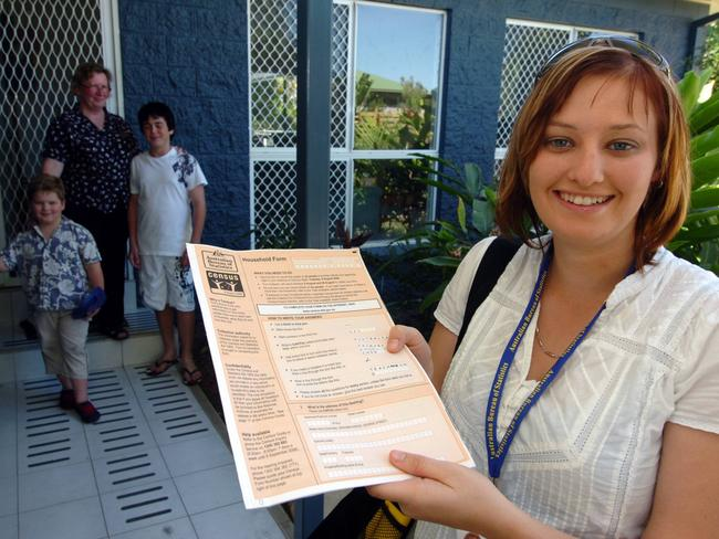 If you don't leave your Census papers out for collection, expect a knock at your door.
