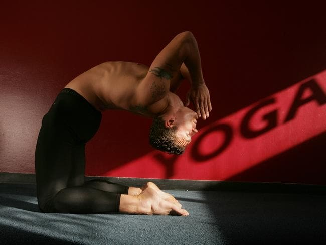 Body Mind Life has opened a yoga studio in Potts Point. Picture: Milan Scepanovic