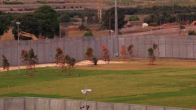 """Gittany's new home: known as the """"MRRC"""", Australia's largest prison complex in Sydn..."""