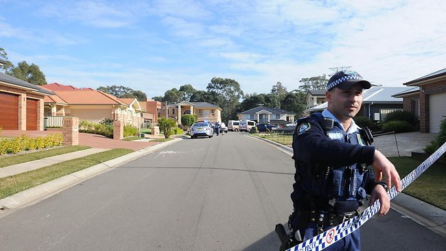 Heavy police attendance and dog squad follow reports of a shooting in Abbotsbury.