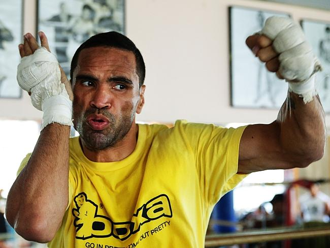 Anthony Mundine is expecting one of his hardest ever fights when he meets Clottey on Wednesday.