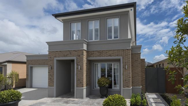 The Airlie 33 display home by Boutique Homes in Point Cook.
