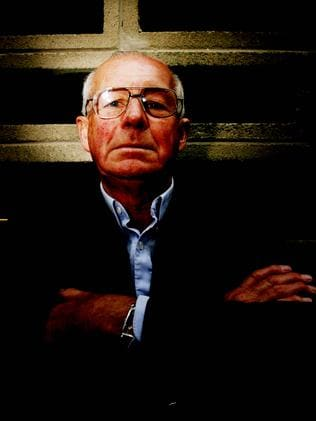 Former police detective Roger Rogerson. Picture: Sam Mooy