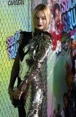 Margot Robbie attends the Suicide Squad world premiere on August 1, 2016 in New York City. Picture: Getty