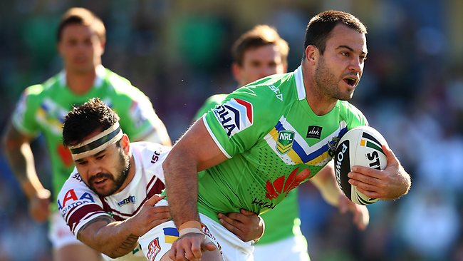 David Shillington has led the calls for the Raiders to appoint a firm coach.
