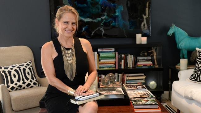 Shaynna Blaze S Signature Style In Her Melbourne Hawthorn Home