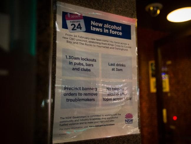 The NSW lockout laws have been widely praised by some, but slammed by others.