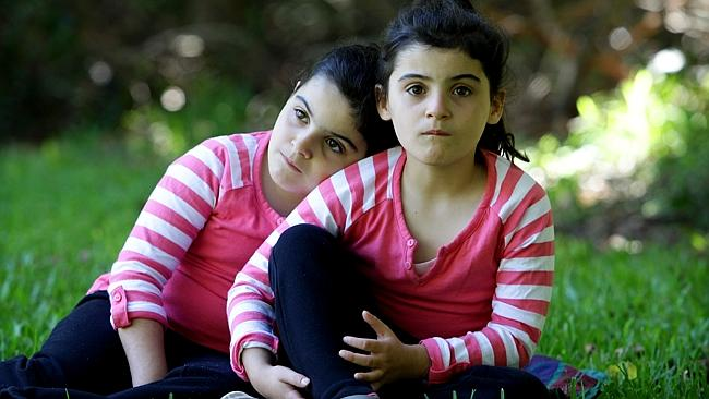 Joe Antoun's daughters Lilly and Layla are having grief counselling.