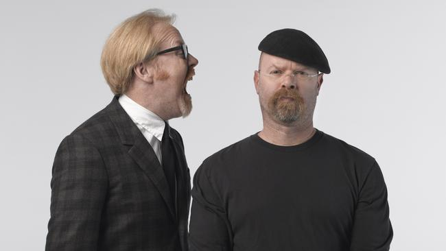 mythbusters jamie and adam relationship advice