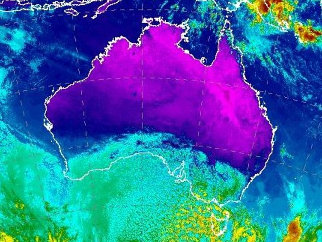 The coldest snap of the year will hit this week. Picture: BoM