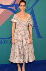 Amanda Peet attends the 2017 CFDA Fashion Awards at Hammerstein Ballroom on June 5, 2017 in New York City. Dimitrios Kambouris/Getty Images/AFP