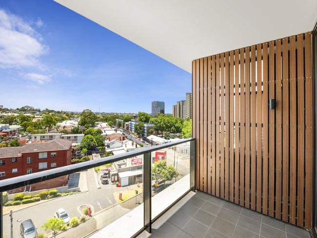 Off-the-plan but right on track: Morello's first property was a unit in North Melbourne. Picture: realestate.com.au