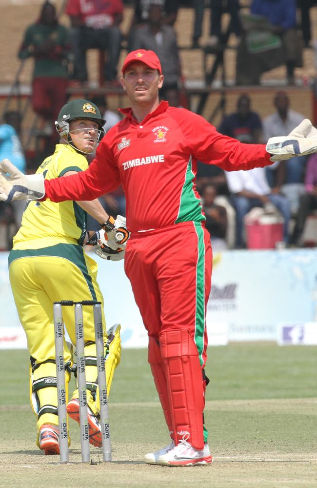 Brendan Taylor is Zimbabwean cricket's highest ever earner.